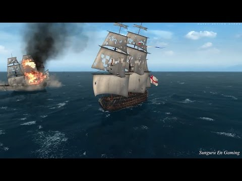 Naval Action] Victory Massive Explosion in Rear Admiral Fleet Mission  | Jun 22, 2016