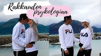 Psykologiaperjantai: Rakkauden psykologiaa I Rakastuneen aivot