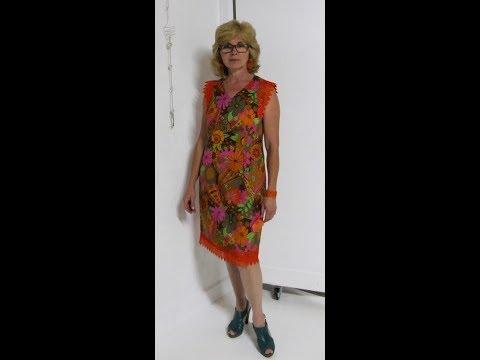 видео: Моя сказка.  Платье за вечер по системе 10 мерок.