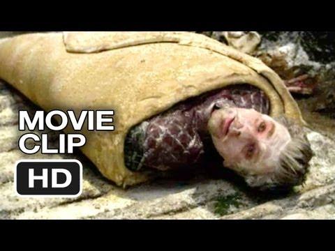 Jack the Giant Slayer Movie CLIP - Escape (2013) - Nicholas Hoult Movie HD