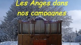 Les Anges dans nos campagnes - Angels We Have Heard on High
