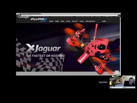 RCGroups Live Hangout - Blade Conspiracy 220, Drone Worlds, The Viking Bipe