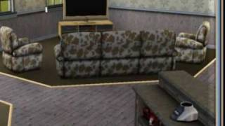 Maison Sims 3 L'Ondine