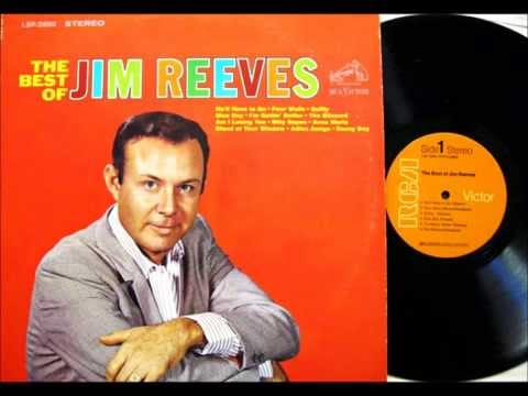 He'll Have To Go , Jim Reeves , 1959 Vinyl