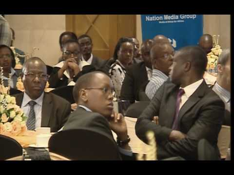 Business Daily relaunch breakfast - Full Video
