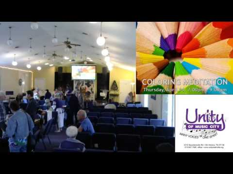 Unity of Music City Live Stream