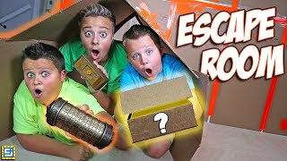 youtuber escape room