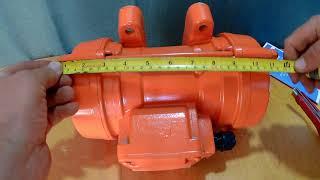 Обзор! Распаковка вибро мотор ИВ-99