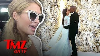 Will Paris Hilton Invite Kim Kardashian To Her Wedding?! | TMZ TV