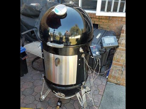 WSM BBQ GURU COOK | ARBOR FAB LARGE CHARCOAL BASKET | PICNIC BUTT