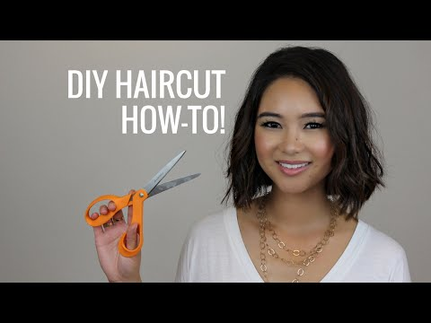 DIY Haircut How-To! *LIVE HAIR CUTTING* | Teri Miyahira