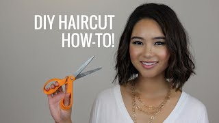 DIY Haircut How-To! *LIVE HAIR CUTTING*   Teri Miyahira