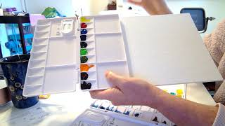 Kathleen McElwaine's Personal Palette Workshop Review