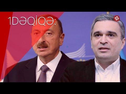 1DƏQİQƏ: İlqar Məmmədov: İlham Əliyev siyasi paxıllıq edir