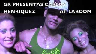 ZUMBA CON GK PRESENTS CARLOS HENRIQUEZ