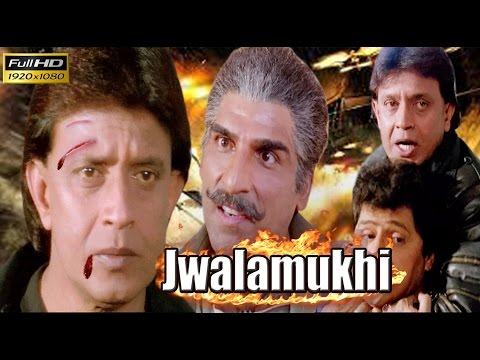 Jwalamukhi (2000) | Mithun Chakraborty | Chunkey Pandey | Full Action HD Movie