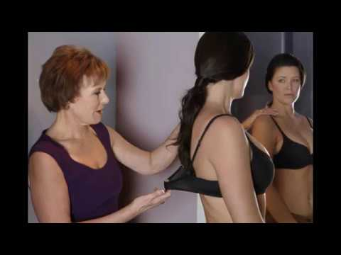 Plus Size Bra Fitting Guide - YouTube