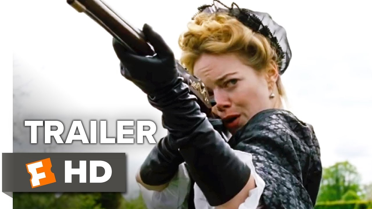The Favourite: The Favourite Teaser Trailer #1 (2018)
