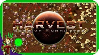 HARVEST: MASSIVE ENCOUNTER | Multiple Mega Laser Defensive Strategy