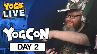 YOGCON 2019 - OUTDOOR STAGE DAY 2 - 04/08/19