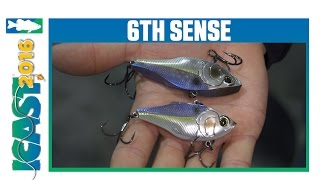 6th Sense Quake Lipless Crankbaits with John Hunter | ICAST 2016