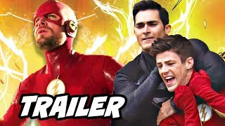 The Flash Elseworlds Trailer - Superman Batwoman Scene Explained