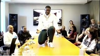 Blac Youngsta Celebrates New Deal With Epic Records!