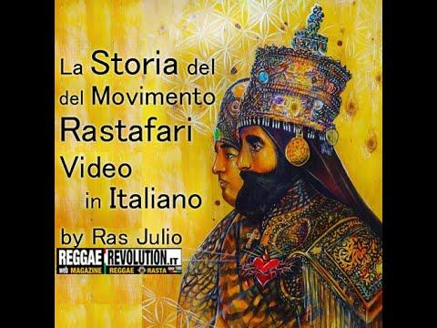 La Storia del Movimento Rastafari, in italiano con Ras Julio. Part 1