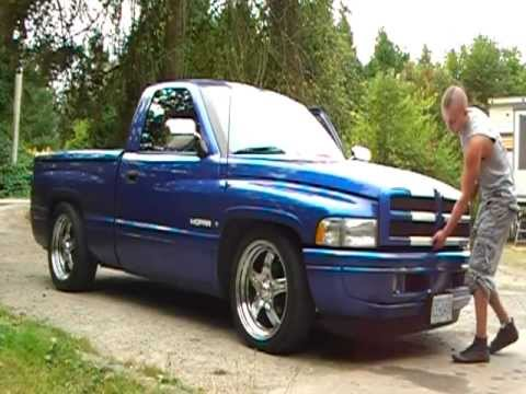 1996 Dodge Ram Indy Pace Truck