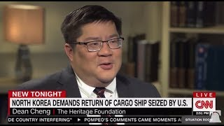Dean Cheng on North Korea: Getting LeBron James to Play Wouldn't Help with Denuclearization