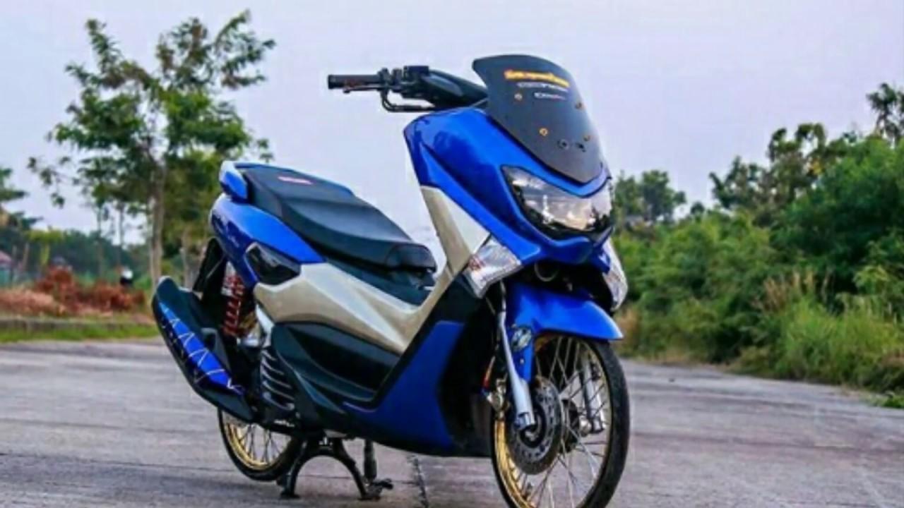Download 73 Modifikasi Yamaha Nmax Thailook Terbaik Dan Terupdate