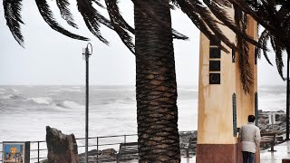 Wild Weather Warning Issued For Sa