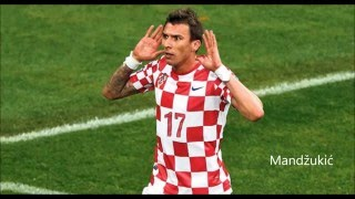 Top 10 football players from Croatia