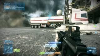 L1M4V3RD - ROTA Comando - Gameplay BF3 - Compilação 01