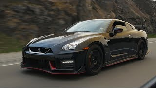 2017 Nissan GT-R Nismo Review - The R35 Gets a Makeover