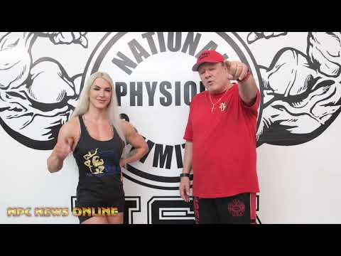Competition Photo NPC NEWS ONLINE   Strong female, News