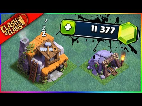 CAN 10,000 GEMS GET YOU Builder Hall 5 in Clash of Clans?