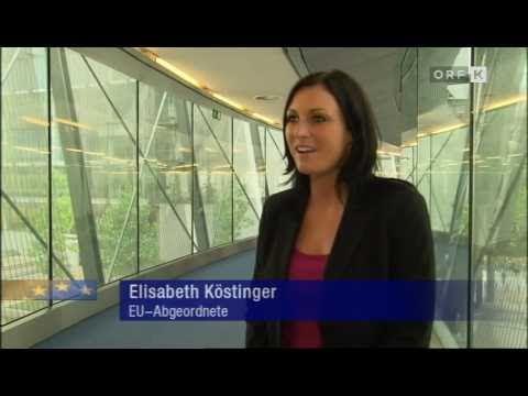 Generation Yourope bei Elisabeth Köstinger