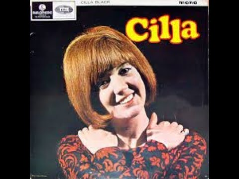 CILLA BLACK - I ONLY LIVE TO LOVE YOU