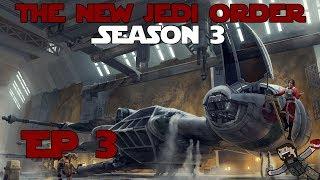 Star Wars Empire at War - The New jedi Order 0.7 (New Republic) Ep 3