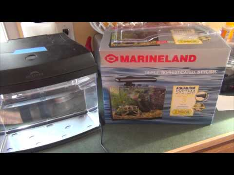 Marineland Fish Aquarium With Eclipse Hood Review