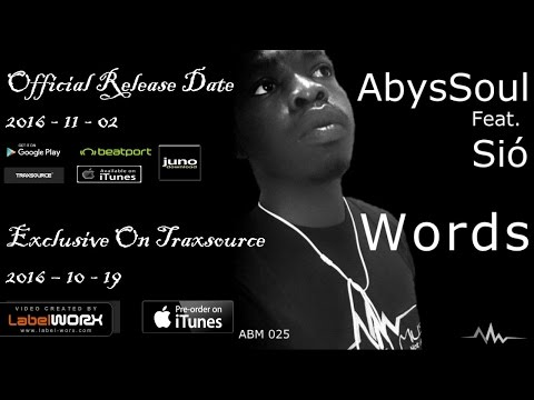AbysSoul Feat. Sió - Words (Original Mix)
