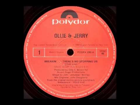 OLLIE & JERRY - Breakin' ... There's No Stopping Us (Club Mix) [HQ   Full Version]