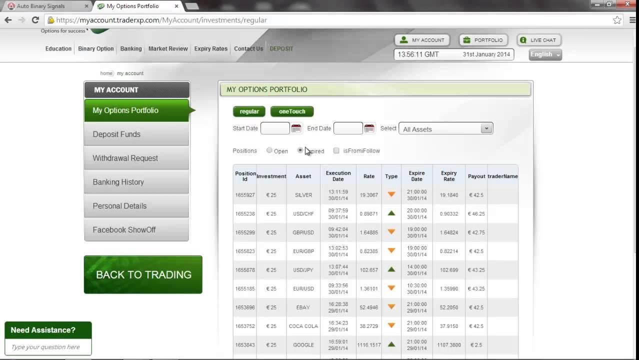 Binary options expert advisors betting on belmont online