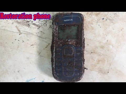 Restoration An Phone Nokia Abandoned   Restore 11 Year Old Nokia Phone