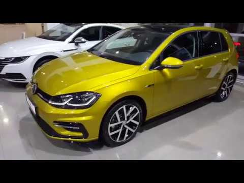 new volkswagen golf 7 r line 2018 youtube. Black Bedroom Furniture Sets. Home Design Ideas