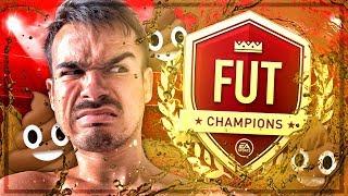 FIFA 19 : DURCHFALL bei FUT CHAMPIONS !! 💩💩💩
