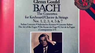Bach - The Keyboard Concertos / New Mastering (Century's recording : Glenn Gould) thumbnail