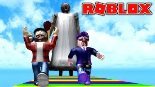 NOT ATE ROSOŁKU, CHASING US! | ROBLOX #admiros