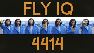 Fly IQ4414 Evo Tech 3: обзор смартфона